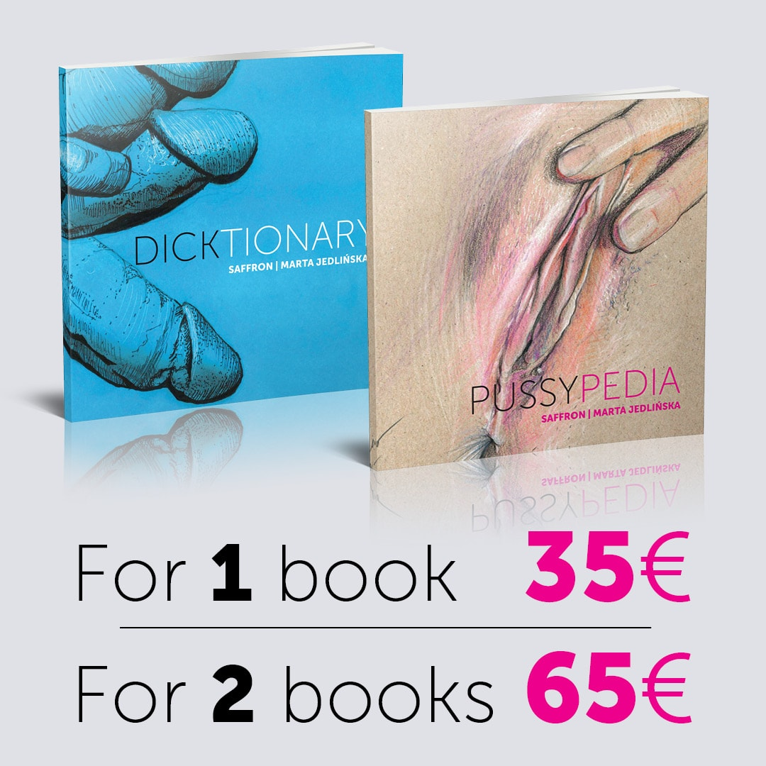 Combo - DICKTIONARY & PUSSYPEDIA
