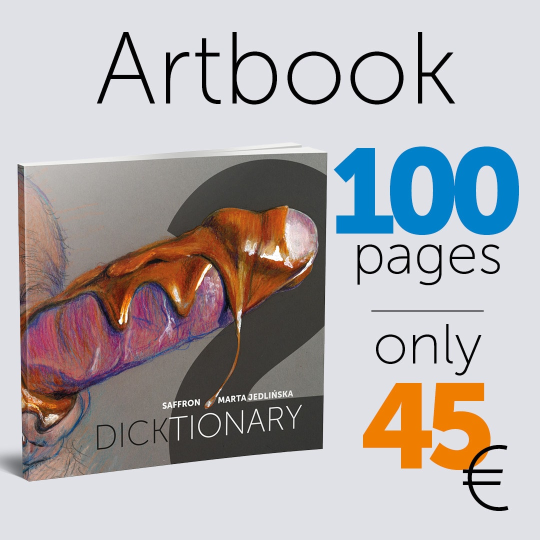 Artbook - DICKTIONARY 2